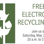 Free Electronic Recycling day